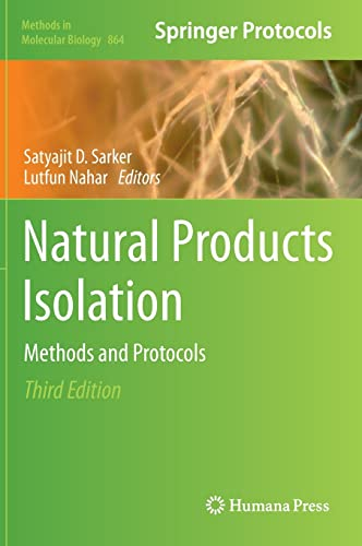9781617796234: Natural Products Isolation (Methods in Molecular Biology)