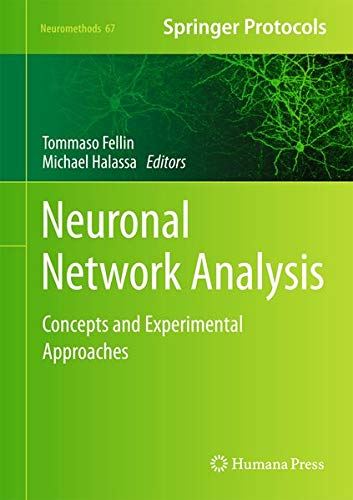 9781617796326: Neuronal Network Analysis: Concepts and Experimental Approaches (Neuromethods)