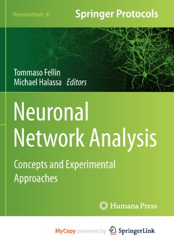 9781617796340: Neuronal Network Analysis: Concepts and Experimental Approaches