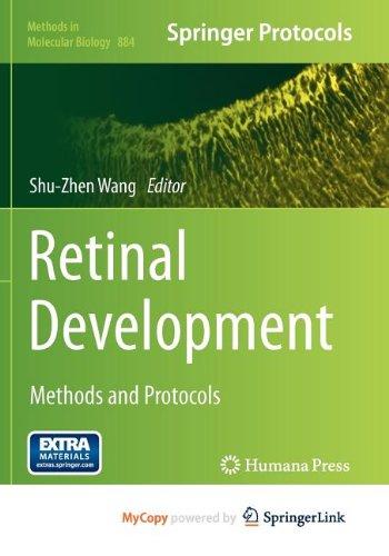 9781617798498: Retinal Development: Methods and Protocols