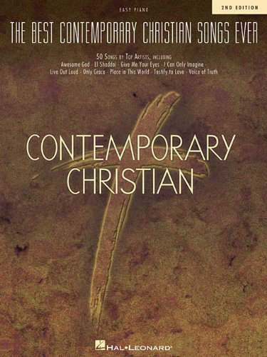 9781617803086: The Best Contemporary Christian Songs Ever - 2nd Edition (Easy Piano)