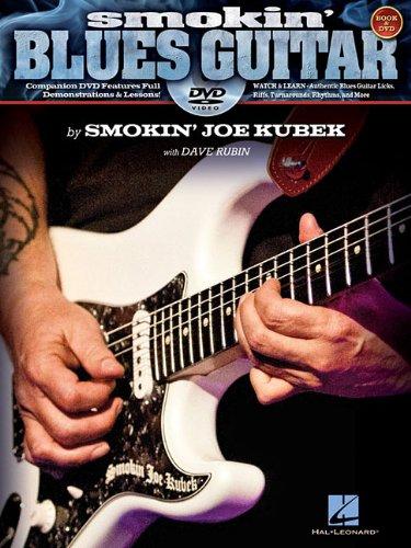 Smokin' Blues Guitar - Book/Dvd: Rubin, Dave; Kubek, Smokin' Joe