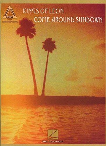 9781617803277: Kings Of Leon - Come Around Sundown (Guitar Recorded Versions)