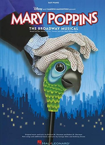 9781617803444: Sherman Mary Poppins The New Musical Easy Pf Book (Easy Piano Songbook)