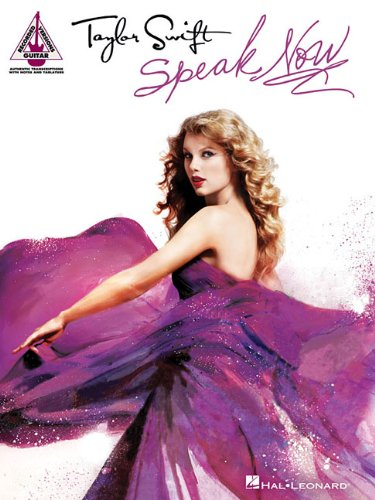 9781617803574: Taylor Swift - Speak Now (Guitar Recorded Versions)