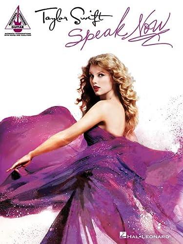 9781617803574: Taylor Swift: Speak Now - TAB