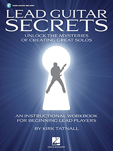Kirk Tatnall (Lead Guitar Secrets): Tatnall, Kirk