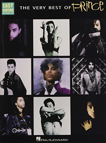 9781617803635: The Very Best Of Prince - Easy Guitar (Easy Guitar With Notes & Tab)
