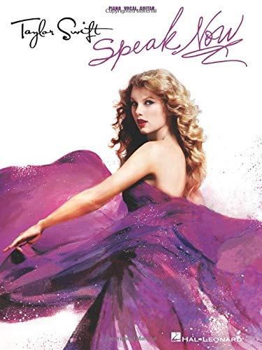 9781617803666: Swift Taylor Speak Now Songbook PVG Bk