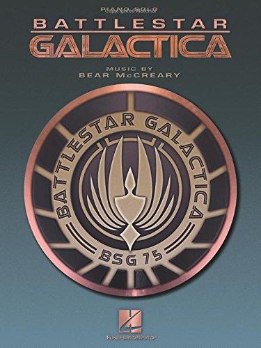 9781617803673: Bear McCreary: Battlestar Galactica (Piano Solo Songbook)