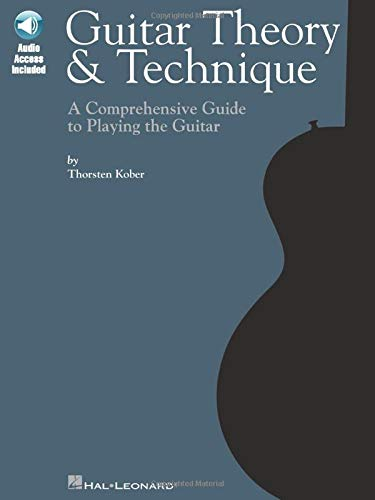 9781617803680: Thorsten Kober: Guitar Theory & Technique