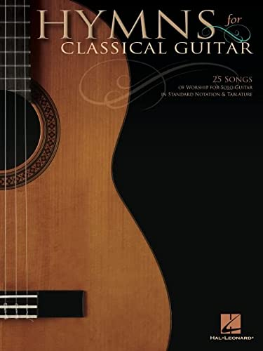 Hymns For Classical Guitar (Standard Notation & Tab)