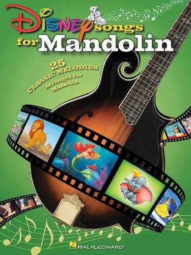 9781617803857: Disney Songs for Mandolin