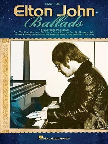 Elton John (Easy Piano Personality)