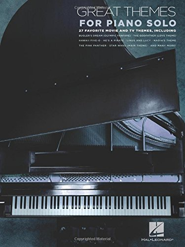 Great Themes For Piano Solo: Hal Leonard Corp.
