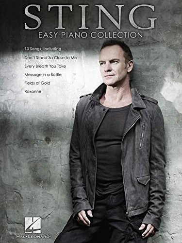 9781617804212: Sting - Easy Piano Collection