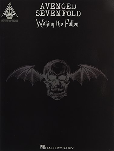9781617804267: Avenged Sevenfold - Waking the Fallen (Guitar Recorded Versions)