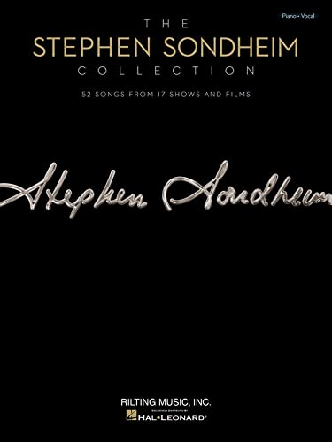 9781617804298: The Stephen Sondheim Collection: 52 Songs from 17 Shows and Films