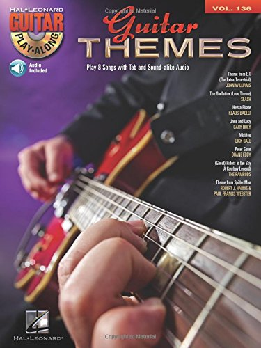 9781617804373: Guitar Themes [With CD (Audio)] (Hal Leonard Guitar Play-along)