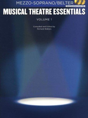 Musical Theatre Essentials: Volume 1: Mezzo-Soprano: value!