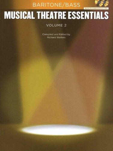 Musical Theatre Essentials Bass Baritone Volume 2