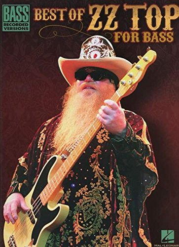 9781617804656: Best of ZZ Top for Bass (Bass Recorded Versions)