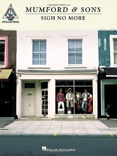 9781617804663: Mumford & Sons - Sigh No More (Guitar Recorded Versions)