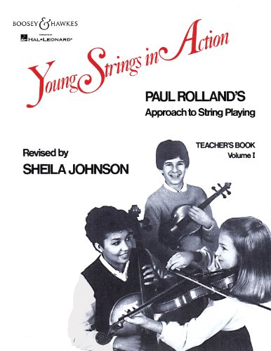 Young Strings in Action: Teacher Volume I
