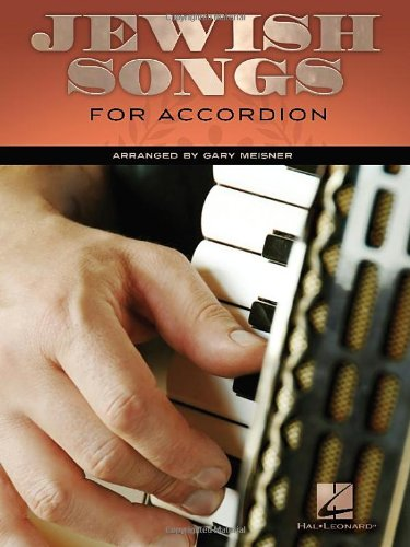 9781617804748: Jewish Songs For Accordion