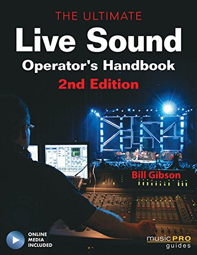 9781617805592: The Ultimate Live Sound Operator's Handbook (Music Pro Guides)
