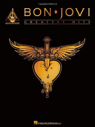 9781617805691: Bon Jovi - Greatest Hits (Guitar Recorded Versions)
