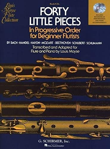 9781617806308: Forty Little Pieces (Book/Online Audio) (Book & CD)