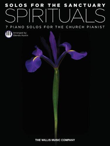 9781617806513: Solos For The Sanctuary - Spirituals For Piano Solo (Mid-Intermediate)