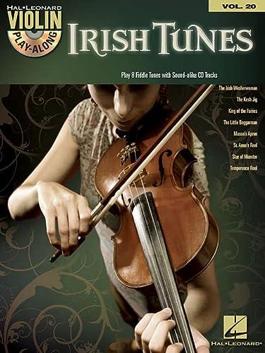 9781617807749: Irish Tunes: Violin Play-Along Volume 20