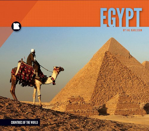 9781617831089: Egypt (Countries of the World)
