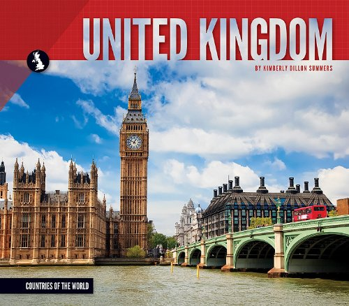 9781617831195: United Kingdom (Countries of the World)