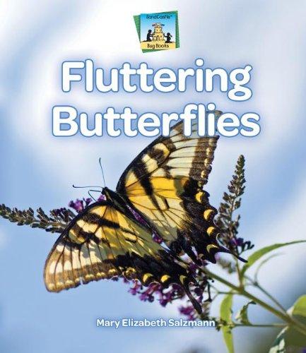 Fluttering Butterflies (Bug Books): Salzmann, Mary Elizabeth