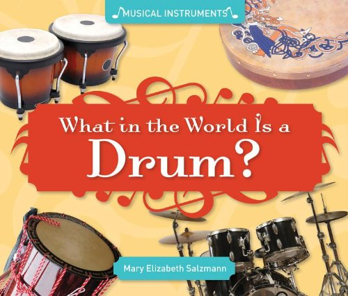 9781617832048: What in the World Is a Drum? (Musical Instruments)