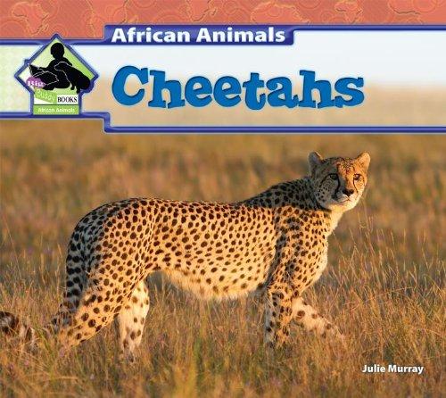 9781617832178: Cheetahs (African Animals)