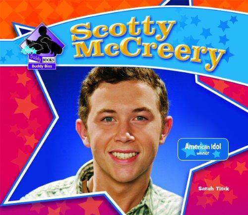 9781617832277: Scotty Mccreery: American Idol Winner (Big Buddy Biographies)