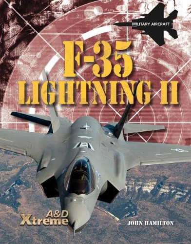 9781617832697: F-35 Lightning II (Xtreme Military Aircraft)