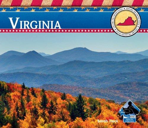 9781617833854: Virginia (Explore the United States)