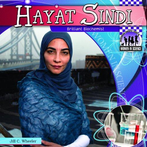 9781617834509: Hayat Sindi: Brilliant Biochemist (Checkerboard Biography Library: Women in Science)