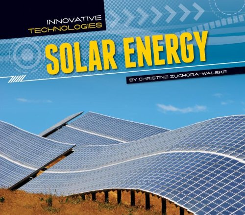 9781617834677: Solar Energy (Innovative Technologies)