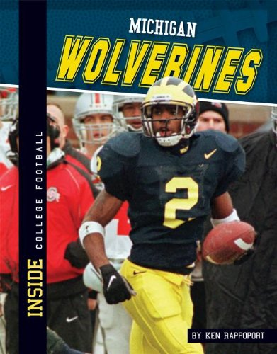 9781617834981: Michigan Wolverines (Inside College Football)
