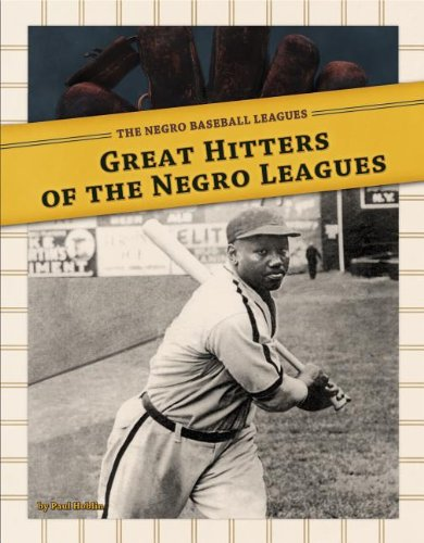 9781617835070: Great Hitters of the Negro Leagues (Negro Baseball Leagues)
