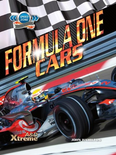 9781617835278: Formula One Cars (Speed Zone)