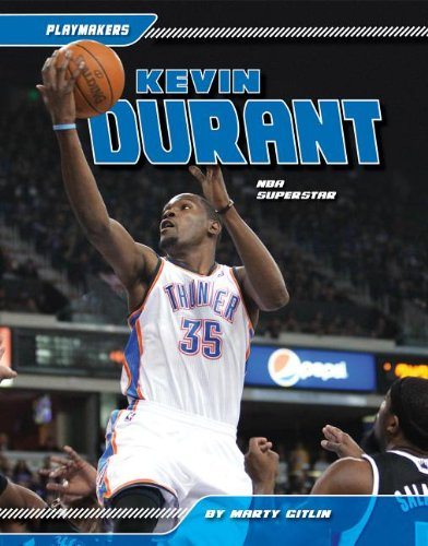9781617835476: Kevin Durant: Nba Superstar (Playmakers)