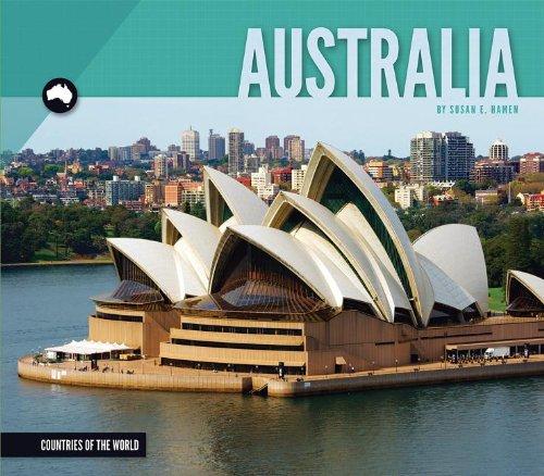 9781617836268: Australia (Countries of the World Set 2)