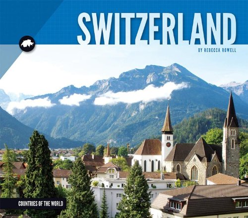 9781617836381: Switzerland (Countries of the World)